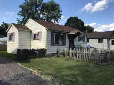Wausau Single Family Home For Sale: 1722 W Porter Street