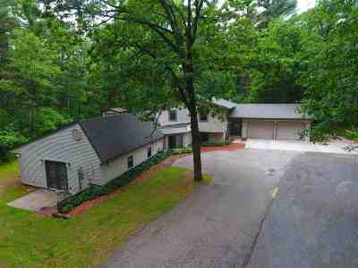 Wisconsin Rapids Single Family Home For Sale: 4810 Rosemary Circle