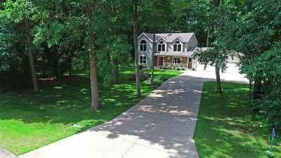 Iola Single Family Home For Sale: E2038 Kenwood Drive