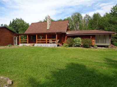 Ogema Single Family Home For Sale: N2298 State Highway 13
