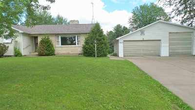 Medford WI Single Family Home For Sale: $134,900