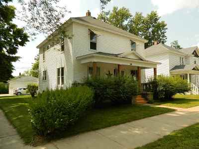Single Family Home Active - With Offer: 1902 3rd Street