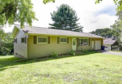 Wausau Single Family Home For Sale: 1109 Manson Street