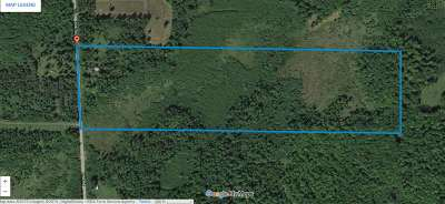 Rib Lake Residential Lots & Land For Sale: 40 Acres 5736 Zink Road