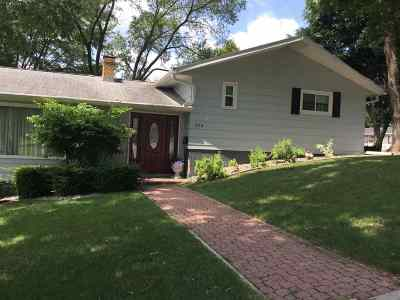 Wausau WI Single Family Home For Sale: $147,900