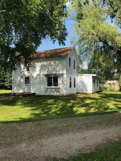 Amherst Single Family Home For Sale: 10890 County Road T