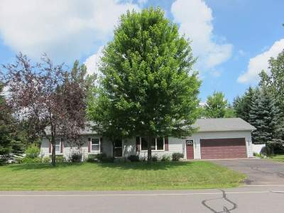 Wausau WI Single Family Home Active - With Offer: $210,000