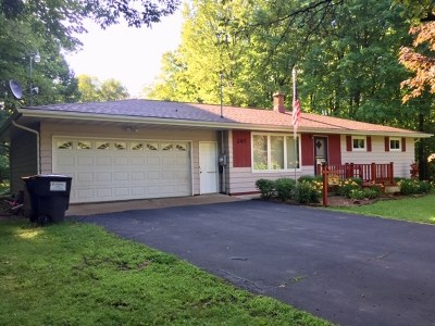 Wausau WI Single Family Home For Sale: $189,900