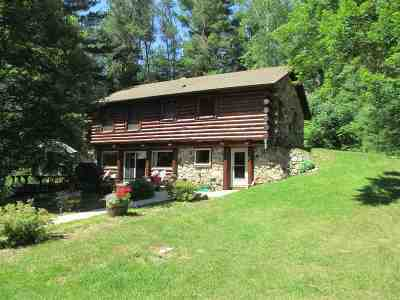 Amherst Junction Single Family Home For Sale: 1858 Sunset Lake Road