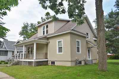 Wausau WI Single Family Home Active - With Offer: $92,900