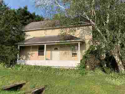 Athens Single Family Home For Sale: 240179 Mitchell Lane