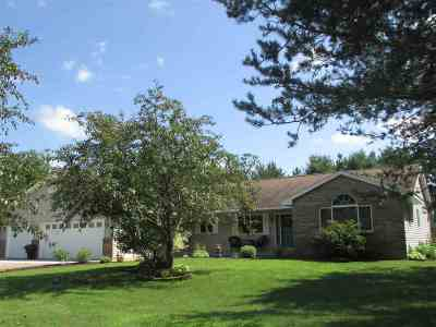 Wisconsin Rapids Single Family Home For Sale: 6320 Rosewood Ridge