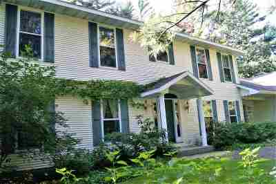 Wisconsin Rapids Single Family Home For Sale: 5420 Enchanted Lane