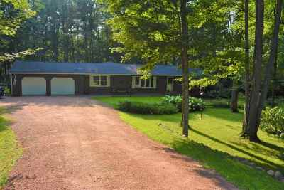 Amherst Junction Single Family Home Active - With Offer: 1204 County Road Zz North