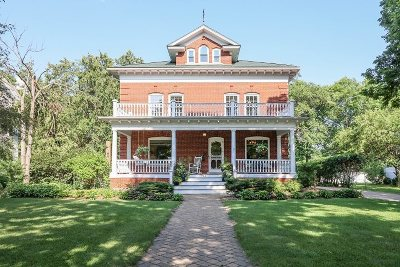 Wisconsin Rapids Single Family Home Active - With Offer: 731 3rd Street South