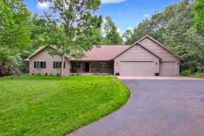 Amherst Junction Single Family Home For Sale: 9408 N Woodland Circle