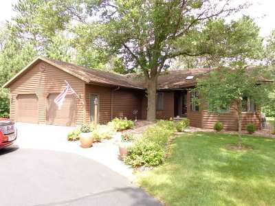 Stevens Point  Single Family Home For Sale: 155 Virginia Circle