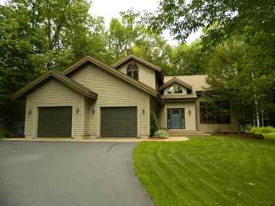 Single Family Home For Sale: 2606 Fern Lane
