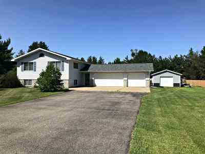 Wisconsin Rapids Single Family Home For Sale: 3320 Ryans Way