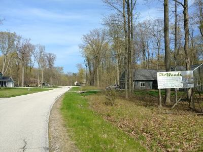 Sheboygan Residential Lots & Land For Sale: Lt17 The Woods