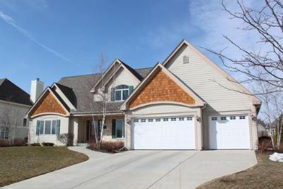 Cedarburg WI Single Family Home Closed: $524,900