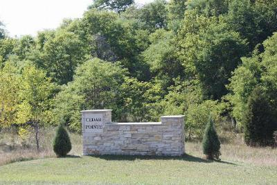 Residential Lots & Land Sold: 5174 Cedar Pointe Dr