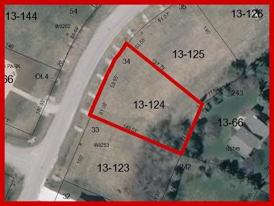 Lake Mills Residential Lots & Land For Sale: Lt34 Bridle Path