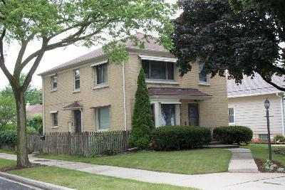 Milwaukee WI Two Family Home SOLD : $159,900