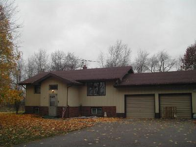 Single Family Home For Sale: W3324 Bray Rd #W3350