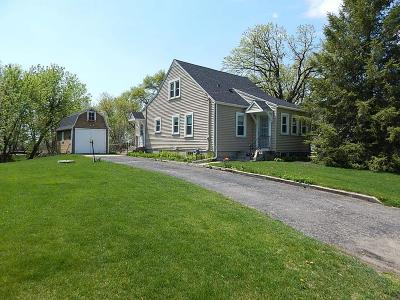 Single Family Home Sold: W8019 High Ridge Rd