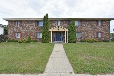 Kenosha County Multi Family Home Active Contingent With Offer: 9047 15th Ave