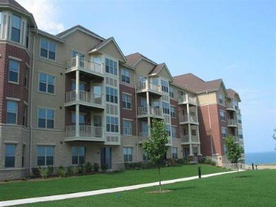 Milwaukee County Condo/Townhouse For Sale: 4110 S Lake Dr #334
