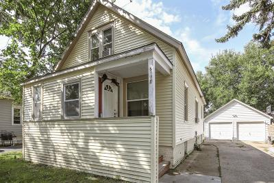 Kenosha County Single Family Home For Sale: 6118 31st Ave