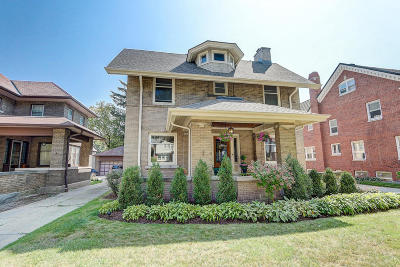 Milwaukee Single Family Home Active Contingent With Offer: 2648 N Summit Ave