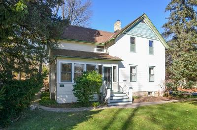 Cedarburg Single Family Home For Sale: 233 N Green Bay Rd