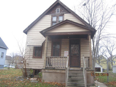 Milwaukee Single Family Home For Sale: 3038 N 23rd St