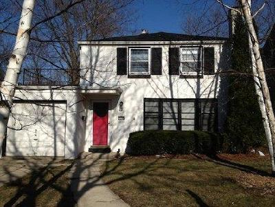 Whitefish Bay Single Family Home For Sale: 4746 N Woodruff Ave