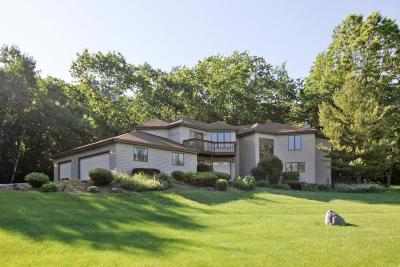 Whitewater Single Family Home For Sale: N7100 Chapel Dr