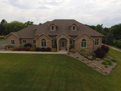 Fort Atkinson Single Family Home For Sale: N883 Fairway Dr