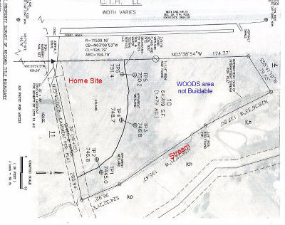 Residential Lots & Land For Sale: 410 Heritage Rd