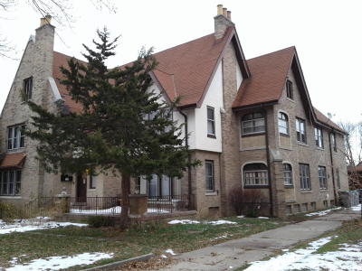 Milwaukee Multi Family Home For Sale: 3016 N 45th St