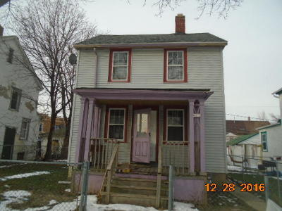 Milwaukee Single Family Home For Sale: 4375 N 26th St