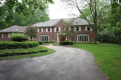 West Bend Single Family Home For Sale: 5730 Paradise Ridge Dr