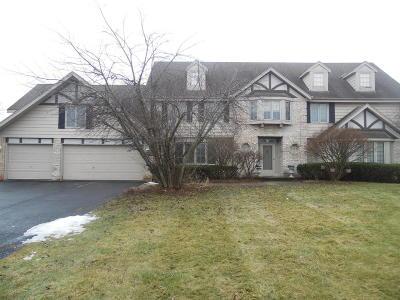 Milwaukee County Single Family Home For Sale: 1215 W Manor Ln