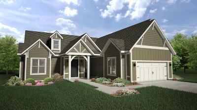 Cedarburg Single Family Home For Sale: W59n1173 James Cir #The Berg