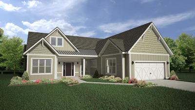 Cedarburg Single Family Home For Sale: N119w5848 James Cir #The Emer