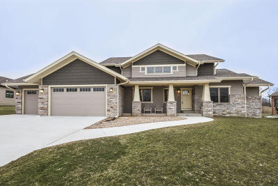 Racine County Single Family Home For Sale: 4938 Copper Leaf Blvd