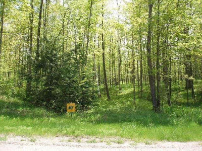 Menominee County, Marinette County Residential Lots & Land For Sale: Lt7 White Buck Ln