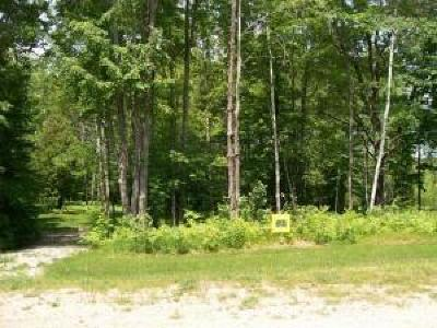 Menominee County, Marinette County Residential Lots & Land For Sale: Lt11 White Buck Ln