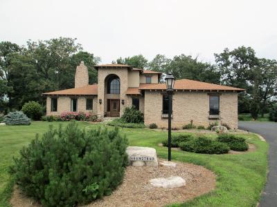 Hartland Single Family Home For Sale: N86w27840 Hawksview Ct